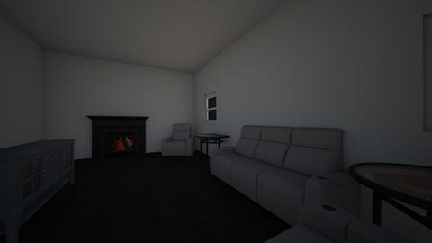 li - Living room  - by angelmariemiller