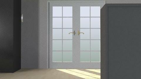 bedroom - Minimal - Bedroom  - by adamafre