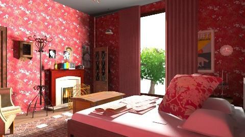 sherlock - Classic - Bedroom  - by tita