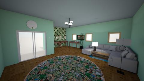Rogue - Modern - Living room  - by Lol a bit