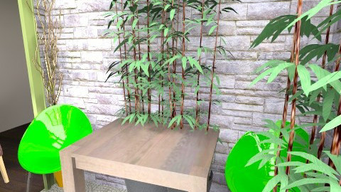 zsuzsi - Modern - Garden  - by kikazsu