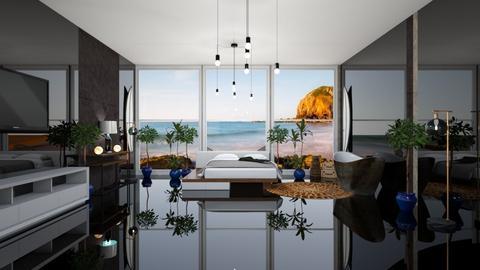 Surf bedroom - Living room - by rechnaya