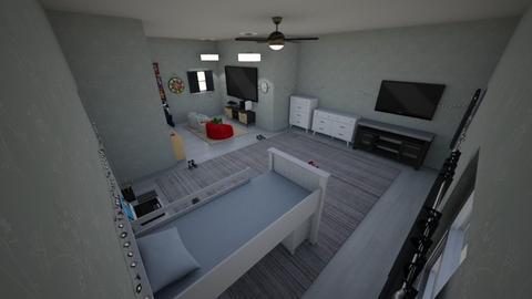meh - Bedroom  - by bortholf