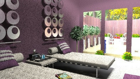 Spa 1 - Glamour - Living room  - by Cleber Stanczyk