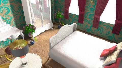 wagner - Vintage - Bedroom  - by wagner herbst padilha