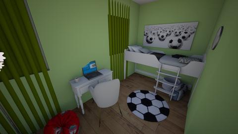 Sport - Kids room  - by 10054859