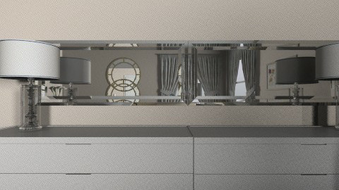 Minimal done13 - Minimal - Bedroom  - by annamolly
