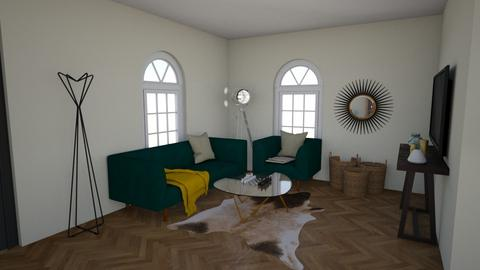 Living - Retro - Living room  - by deleted_1577962668_Anet zsunacz