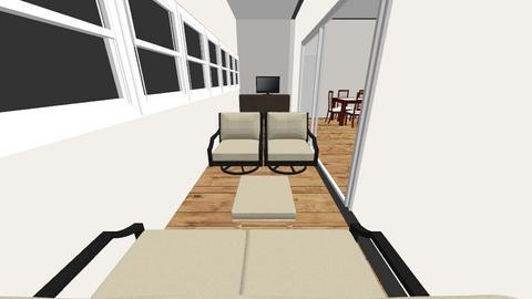 Comedor - Living room - by 1_sergio