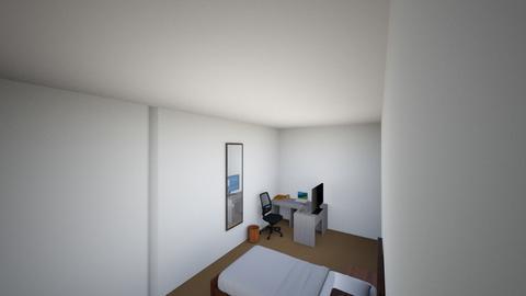 Mario Fernandez - Modern - Bedroom  - by marioferes