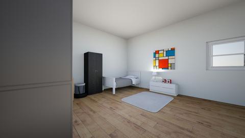 Adams zimmer - Bedroom - by KEKSplay