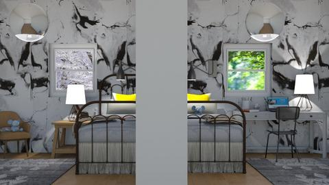 Before After llamaperson - Bedroom  - by llamaperson