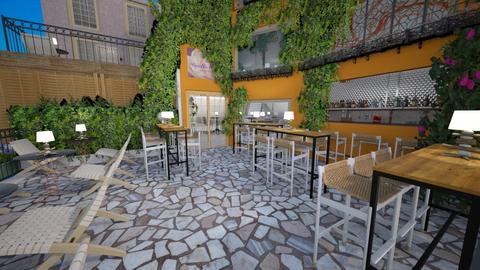 OW Restaurant - by ElleP