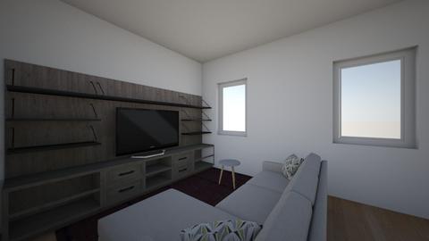 Via Costa 7 Assirelli - Living room  - by domekuf