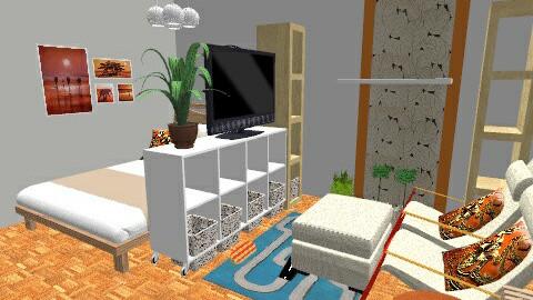 ikeatextil_kekszonyeg - Modern - Living room - by suliadri
