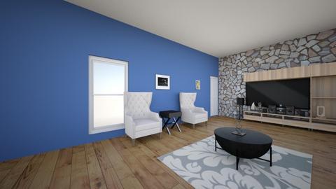 Samuel Emeka Adigwu asaba - Modern - Living room  - by crazysa2010