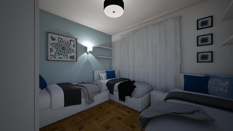 Sea room - Bedroom  - by ivona_h