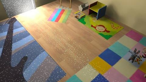art area - Modern - Kids room - by feastudpreschool