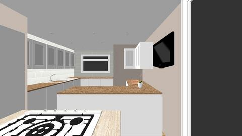 Kitchen Extension - Kitchen  - by forrister