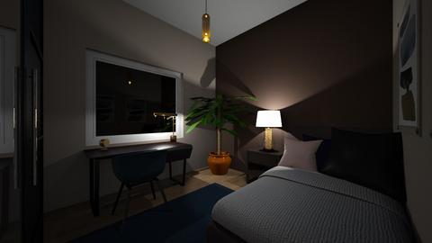 BEDROOM - Bedroom - by Beyzakm