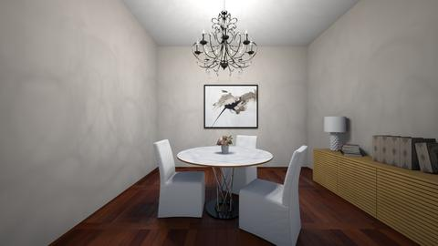 Dining Room  - Classic - Dining room  - by BasicallyMe