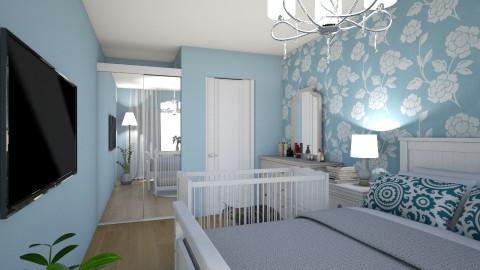 part 1 - Bedroom - by elena_koltsova