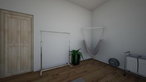 dream room - Bedroom - by nathaliepaczes