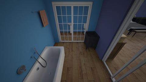 Mi habitacion - Modern - Bedroom  - by leovkaztlansalgado