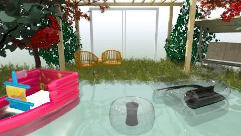 First Garden - Minimal - Garden  - by splat