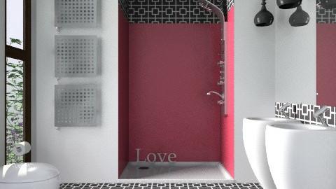 BRW: Shower - Modern - Bathroom  - by 3rdfloor