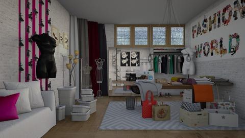 Fashion world - by Sanja Pipercic