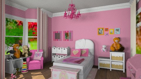 Squint nursery - Classic - Kids room  - by syazana yusoff