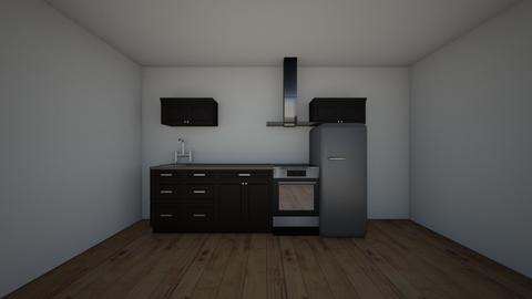 Konyha - Kitchen  - by Hirmann Tibor