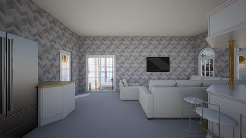 Modern Living Room - Modern - Living room  - by RobloxDesigner