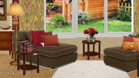 Summer Dream - Modern - Living room - by 5ruzk