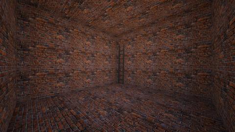 underground bunker - by PusheenAndNutella