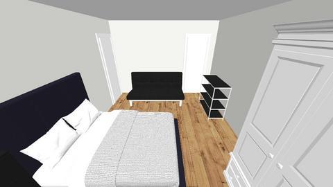 bedroom redo 3 - Bedroom  - by kausekfamily