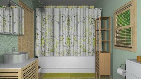Bathroom - Classic - Bathroom  - by cheyjordan