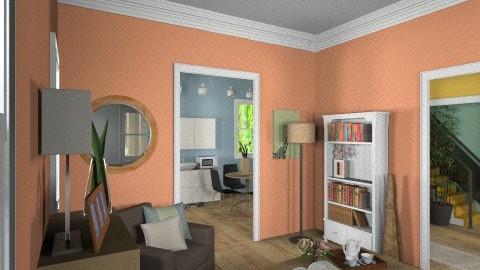 Avant Gardner  - Classic - Living room  - by cheyjordan