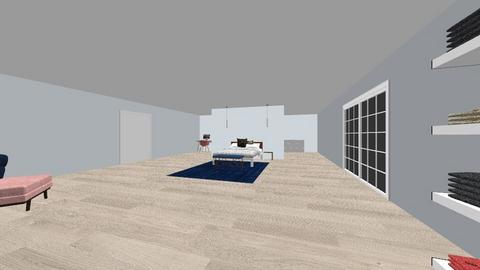 bedroom with ensuite - Bedroom  - by AGB08