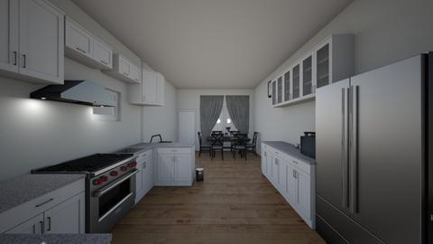 PROYECTO CASA - Modern - Kitchen  - by Diegodavv