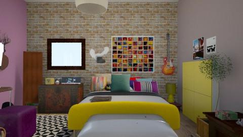 felok - Bedroom  - by dorad