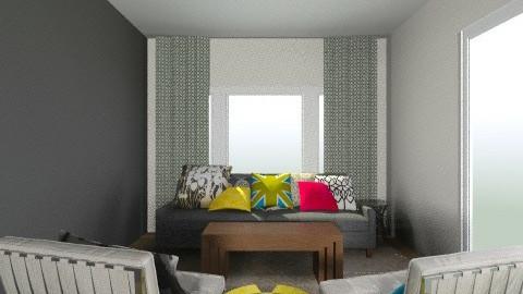 Richardson Drive - Living room - by lmbenin