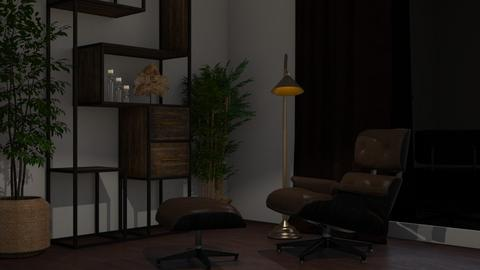 reading - Modern - Living room  - by LI_VV