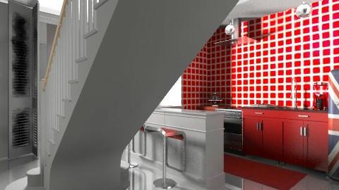 the pratique kitchen - Global - Kitchen - by juliacavallaro