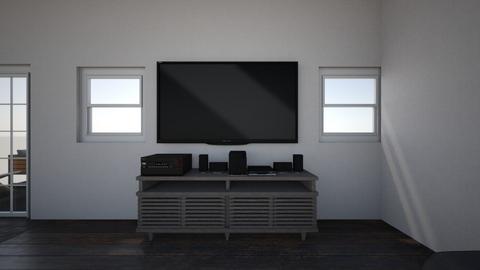 Final Living room - Living room  - by hannah71122