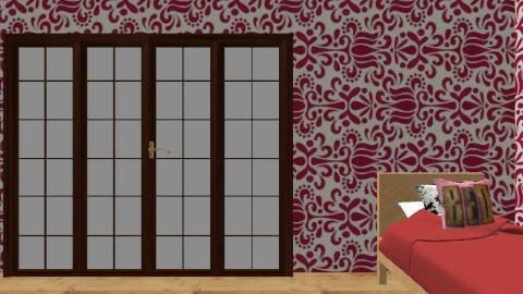 Vintage GirlyGirl Room - Vintage - Bedroom  - by gomez_renata