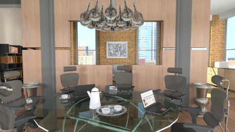 Roe Conference Room - by Alison Hayes