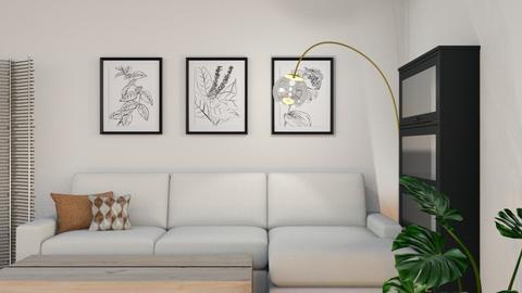 a e s t h e t i c l i f e - Living room  - by MilksDaBunz