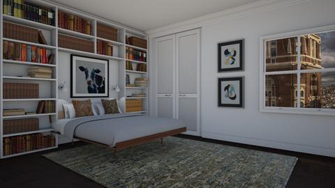 Antonio Resines - Eclectic - Bedroom - by Elenny